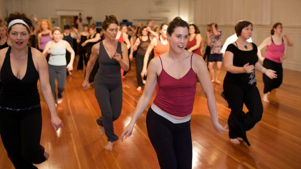 14 days to go … The joy of movement – britta macht blau